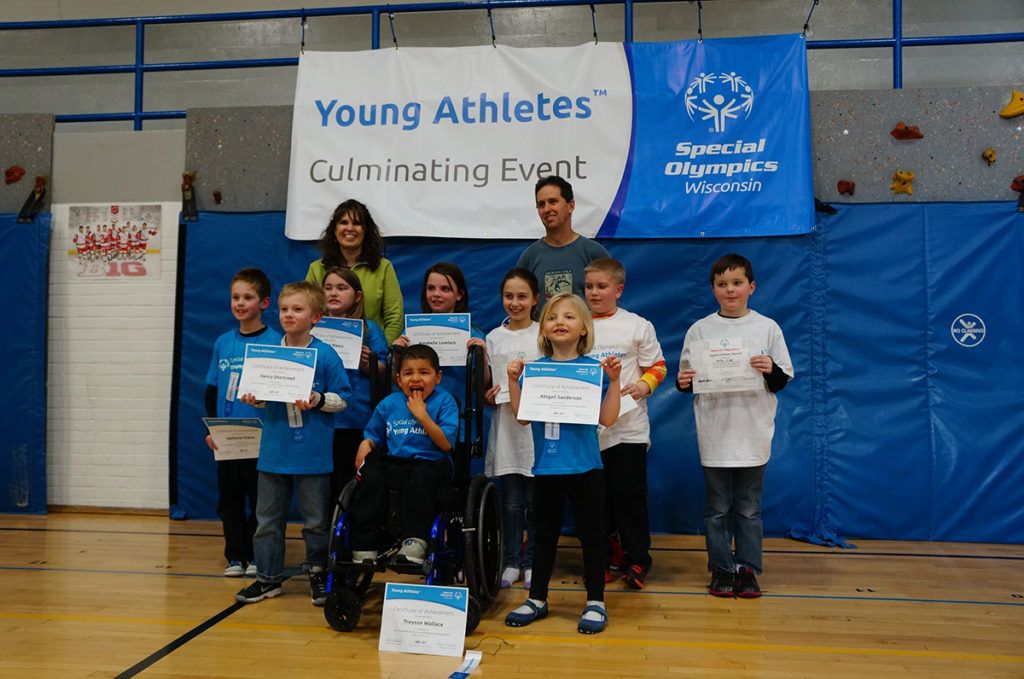 Photo of Young Athletes